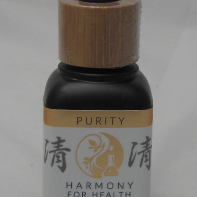 Harmony for Health Purity Tincture 500mg CBD Bottle Photo